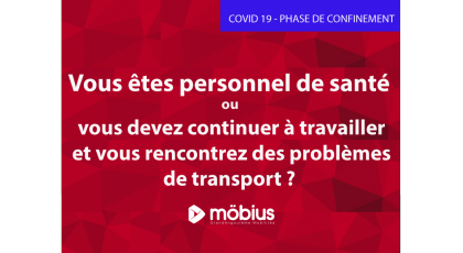 vous rencontrez des problèmes de transport ?